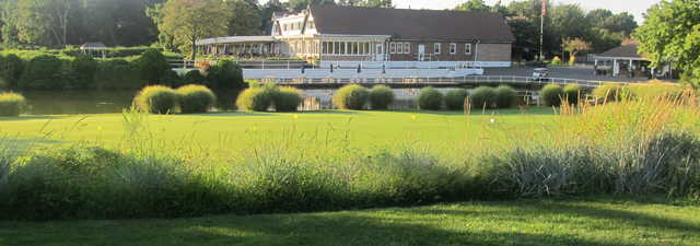 Old Orchard CC: Clubhouse