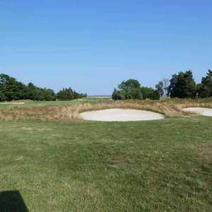 Seaview Golf Resort - Bay Course: #14