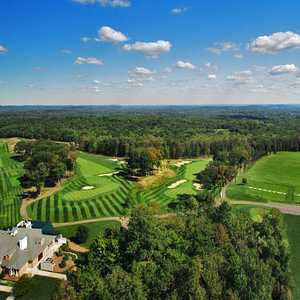 New Jersey National GC: Aerial