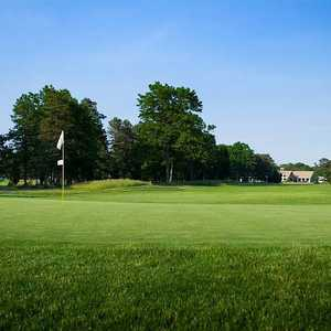 Blue Heron Pines GC: #1