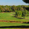 A view of the 5th fairway at Green Knoll Golf Course