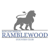 White/Blue at Ramblewood Country Club - Public Logo