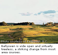 Ballyowen Courses