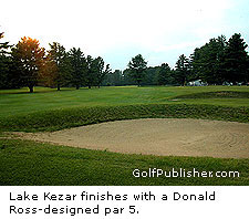 Lake Kezar Country Club