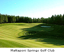 Mattaponi Springs Golf Club